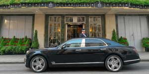 Chauffeur Car Hire London