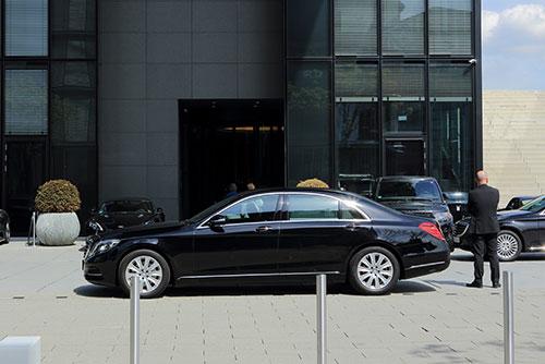London Chauffeur Hire Service | Luxury Chauffeur London