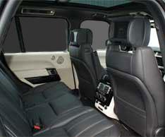 Range Rover Autobiography Rear