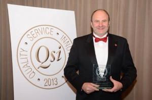 Andrew Fowler QSI Winner