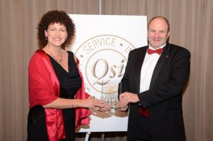 Location Chauffeurs QSI Award