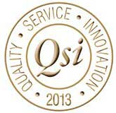QSI Awards winner